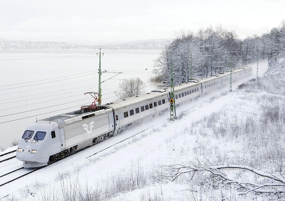 Beauty of Trans-Siberian Railway – Russia:
