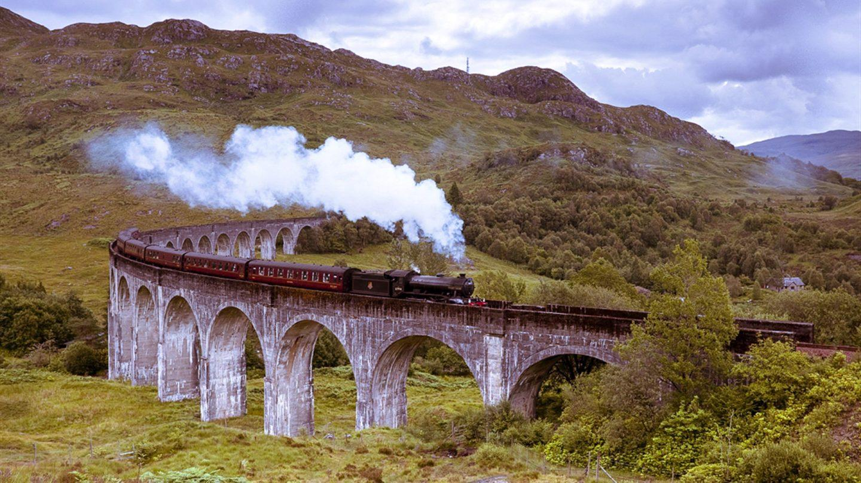 West Highland Line, Glasgow to Mallaig Scotland